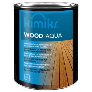Kimiks Wood Aqua