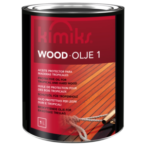 Kimiks Wood Olje 1