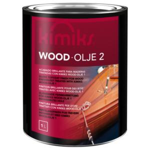 Kimiks Wood Olje 2