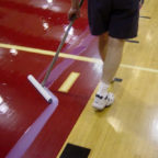 Padco Floor Coater Palestra